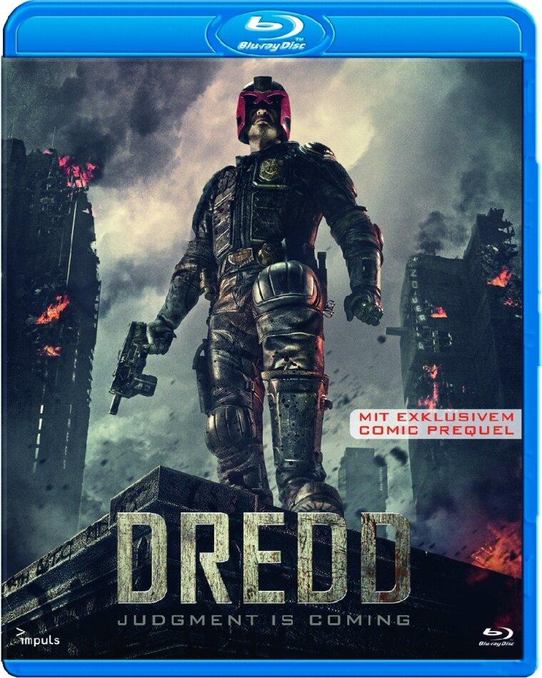 Dredd - (mit exklusivem Comic Prequel) (2012)