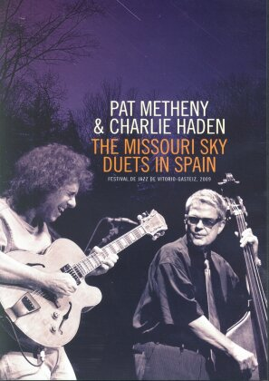 Metheny Pat & Haden Charlie - The Missouri Sky Duets in Spain (Inofficial)