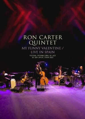 Ron Carter Quintet - My Funny Valentine - Live in Spain (Inofficial)