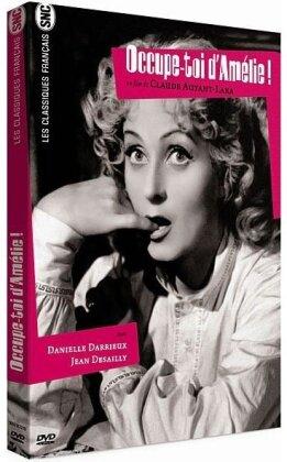 Occupe-toi d'Amélie! (1949) (Les classiques français SNC, s/w)