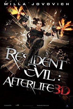 Resident Evil 4 - Afterlife (Versions 2D & 3D) (2010) (2 DVDs)