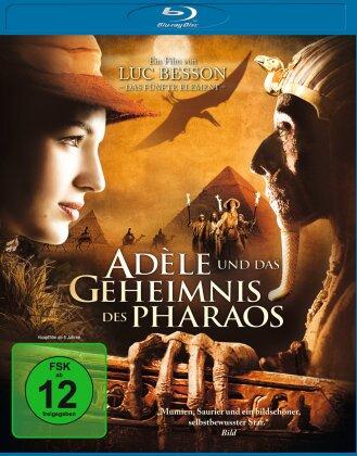 Adèle und das Geheimnis des Pharaos (2010)