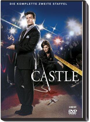 Castle - Staffel 2 (6 DVDs)
