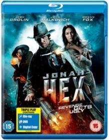 Jonah Hex (2010) (Blu-ray + DVD)