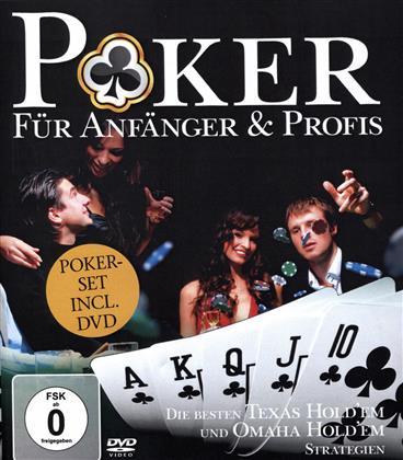 Poker für Anfänger & Profis - (Incl. Poker-Set)