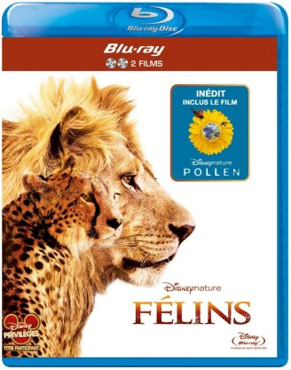 Félins - Le Royaume du Courage (2011) (2 Blu-rays)