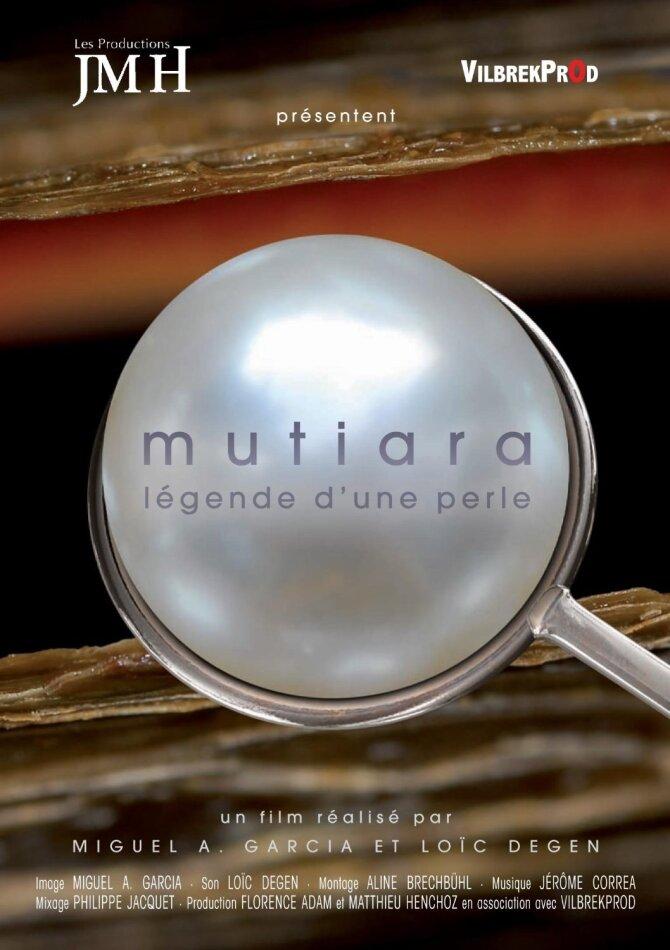 Mutiara - Légende d'une perle