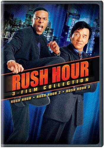 Rush Hour 1-3 Collection (2 DVDs)
