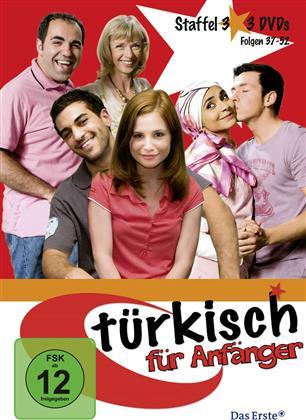 Türkisch für Anfänger - Staffel 3 (Neuauflage, 3 DVDs)