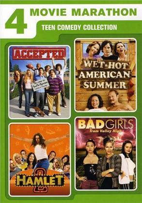 Teen Comedy Collection - 4 Movie Marathon (2 DVDs)