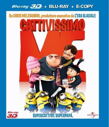 Cattivissimo me (2010) (Blu-ray 3D + Blu-ray)