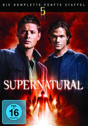 Supernatural - Staffel 5 (7 DVDs)
