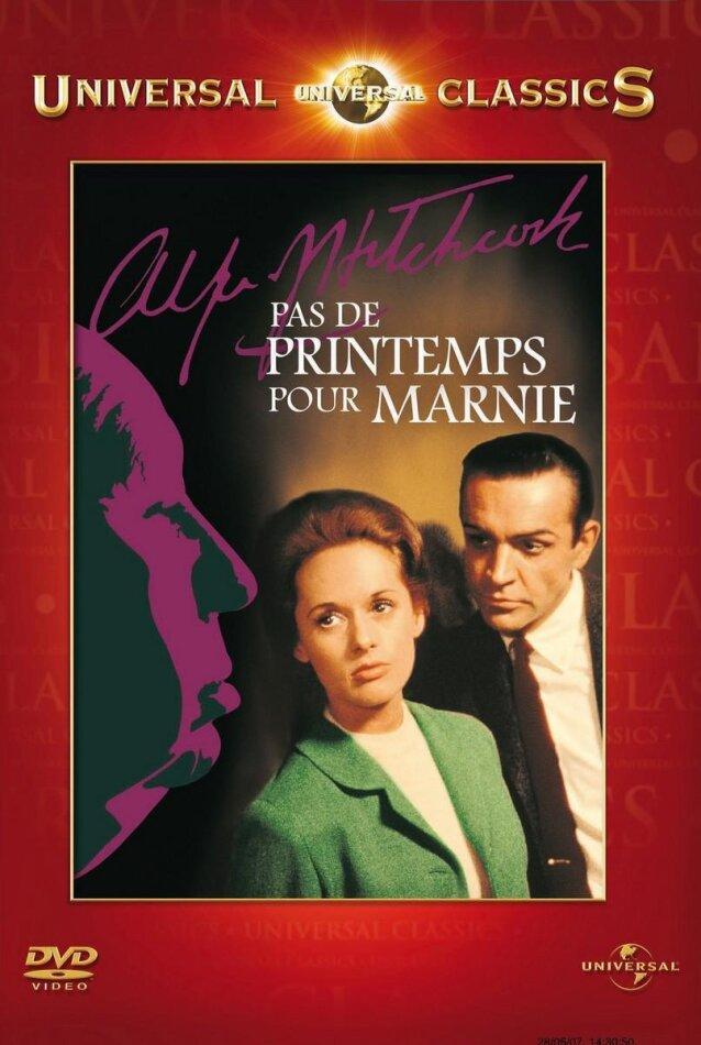 Pas de printemps pour Marnie (1964) (Universal Classics)