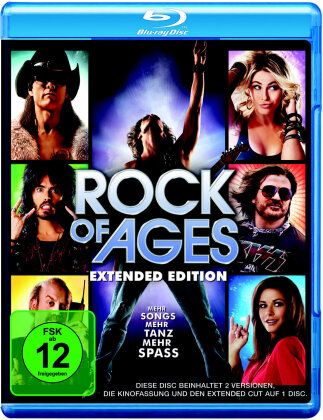 Rock of Ages (2012) (Extended Cut, Kinoversion)