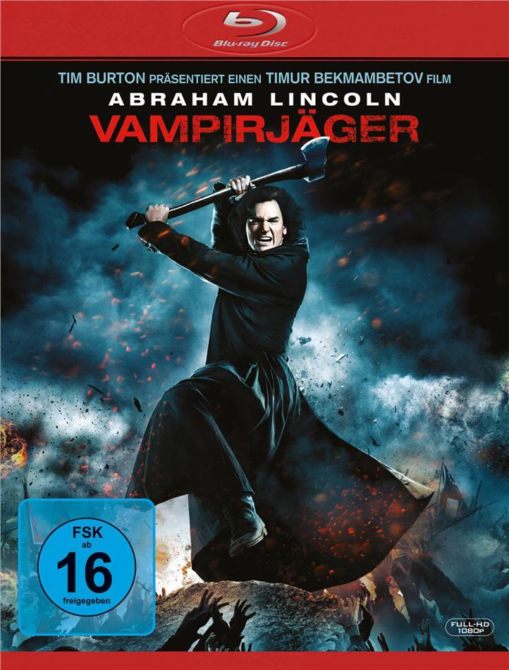 Abraham Lincoln: Vampirjäger (2012)