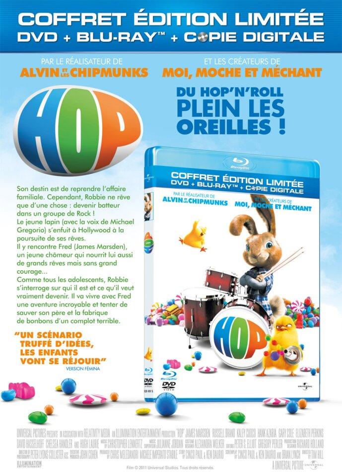 Hop - (Edition limitée Blu-ray + DVD + Peluche) (2011)