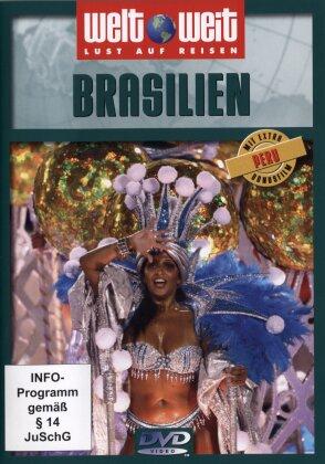 """Weltweit - Lust auf Reisen - Brasilien inkl. Bonusfilm """"Peru"""""""