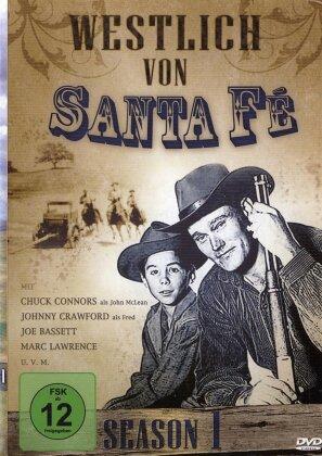 Westlich von Santa Fe - Staffel 1 (4 DVDs)