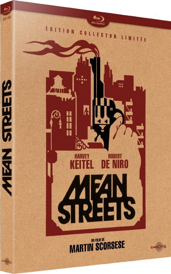 Mean Streets (1973) (Limited Collector's Edition)