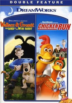 Wallace & Gromit: The Curse of the Were-Rabbit / Chicken Run (2005) (2 DVDs)