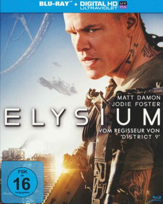 Elysium (2013) (4K Mastered)