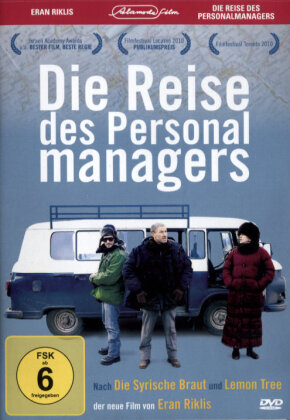 Die Reise des Personalmanagers - The Human Resources Manager (2010)