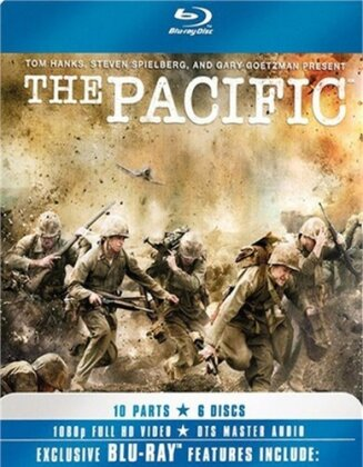 The Pacific (Gift Set, 6 Blu-rays)