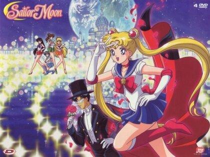 Sailor Moon - Stagione 1 - Box 2 (Versione Rimasterizzata, 4 DVD)