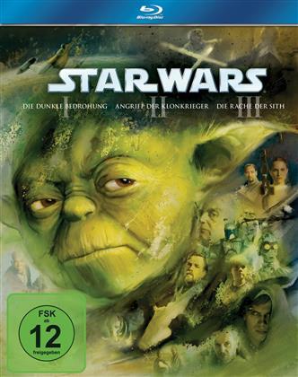 Star Wars Trilogie - Der Anfang - Episode 1-3 (3 Blu-rays)