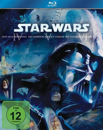 Star Wars Trilogie - Episode 4-6 (3 Blu-rays)