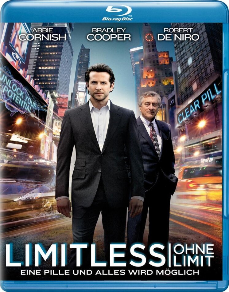 Limitless - Ohne Limit (2011)