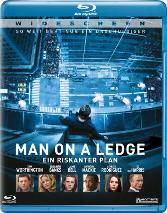 Man on a Ledge - Ein riskanter Plan (2012)