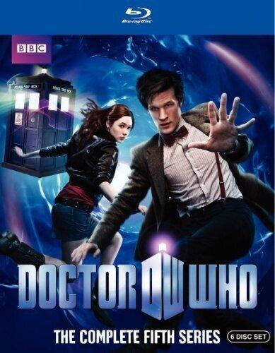Doctor Who - Series 5 (6 Blu-rays)