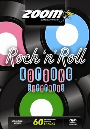 Karaoke - Rock 'n' Roll - Karaoke Superhits (2 DVDs)