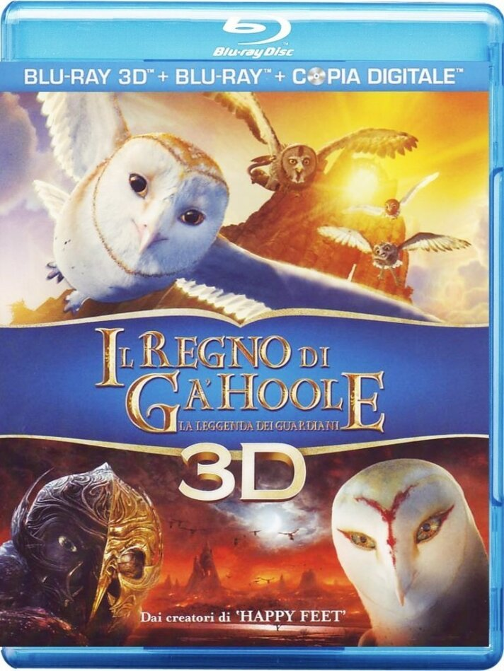 Il regno di Ga' Hoole - La leggenda dei guardiani (2010)