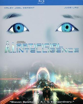 A.I.: Artificial Intelligence (2001)