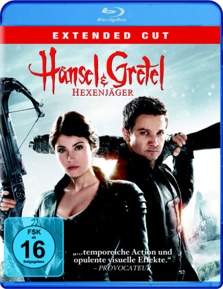 Hänsel & Gretel: Hexenjäger (2013) (Extended Edition)