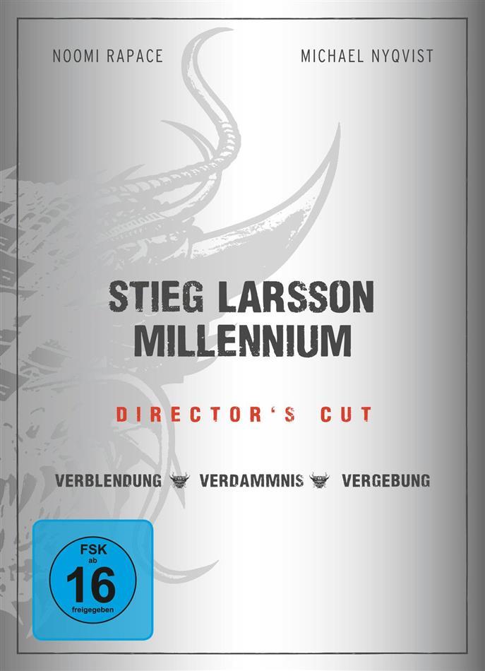 Millennium Trilogie - Director's Cut Version (3 DVD)