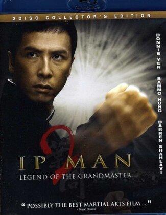 Ip Man 2 (2010) (Collector's Edition, 2 Blu-ray)