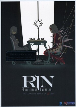 RIN: Daughters of Mnemosyne - The complete Series (Uncut, 2 DVDs)