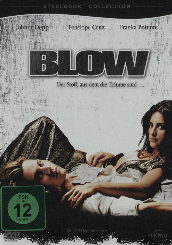 Blow (2001) (Steelbook)