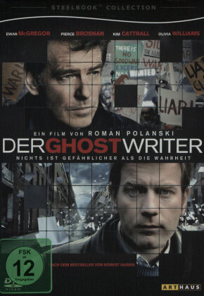 Der Ghostwriter (2010) (Arthaus, Steelbook)