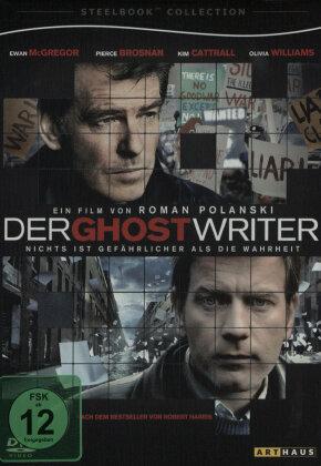 Der Ghostwriter (2010) (Arthaus, Steelbook)