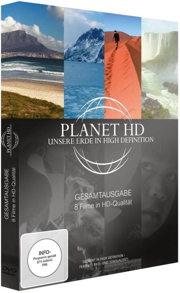 Planet HD: Gesamtausgabe - Unsere Erde in High Definition (Collector's Edition, 3 DVDs)