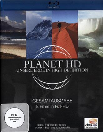 Planet HD: Gesamtausgabe - Unsere Erde in High Definition (Collector's Edition, 2 Blu-ray)