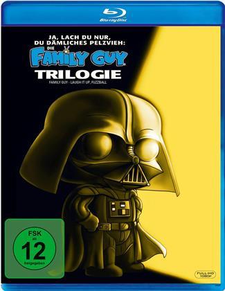 Family Guy - Trilogie - Ja, lach du nur, du dämliches Pelzvieh (3 Blu-rays)