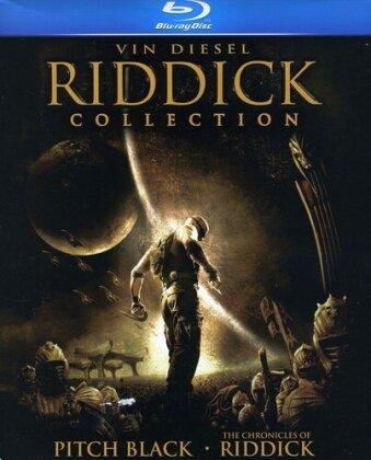 Riddick Collection (Blu-ray + DVD)
