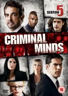 Criminal Minds - Season 5 (6 DVDs)