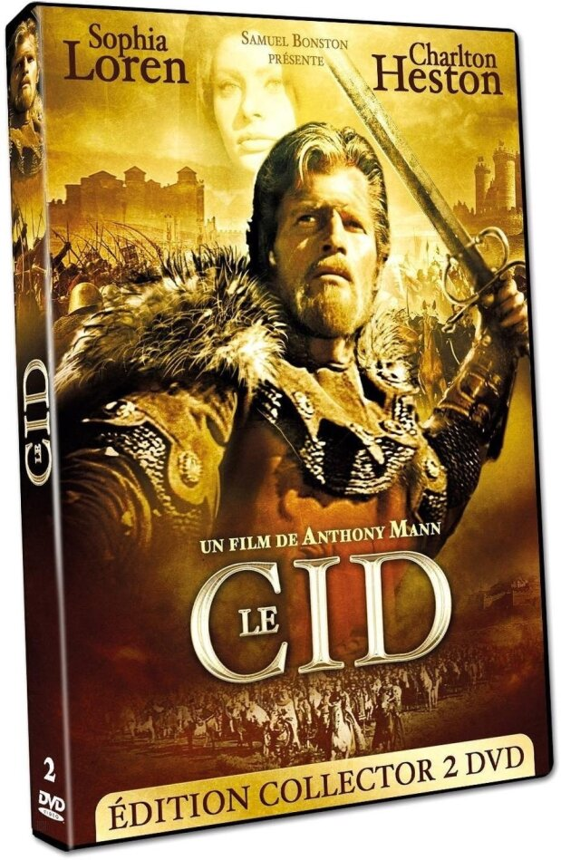 Le Cid (1961) (Collector's Edition, 2 DVDs)