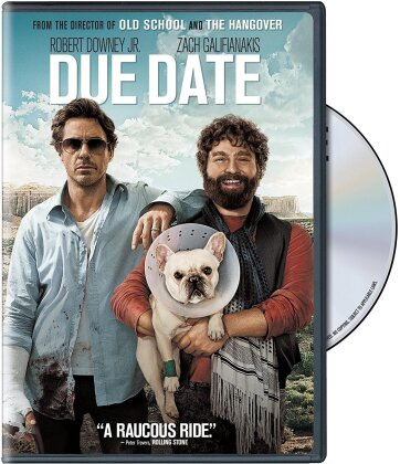 Due Date - Due Date / (Ecoa Ws) (2010) (Widescreen)